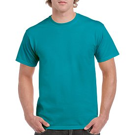 Gildan Adult T-Shirt - Tropical Blue