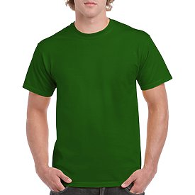 Gildan Adult T-Shirt - Turf Green