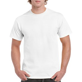 Gildan Adult T-Shirt - White