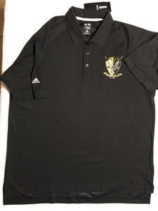 Black Adidas 50th Anniversary Polo
