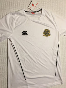 White 50th Anniversary Canterbury Dri-Fit Shirt