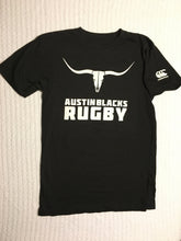 Black Canterbury T-Shirt