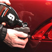 G3 7166 Professional Resin Superwax High Gloss Finish Car Wax 500 ML