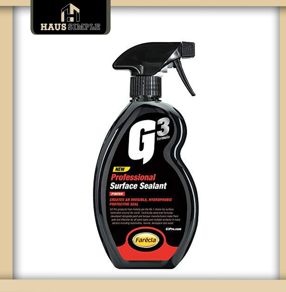G3 7210 Professional Surface Sealant 500 ML