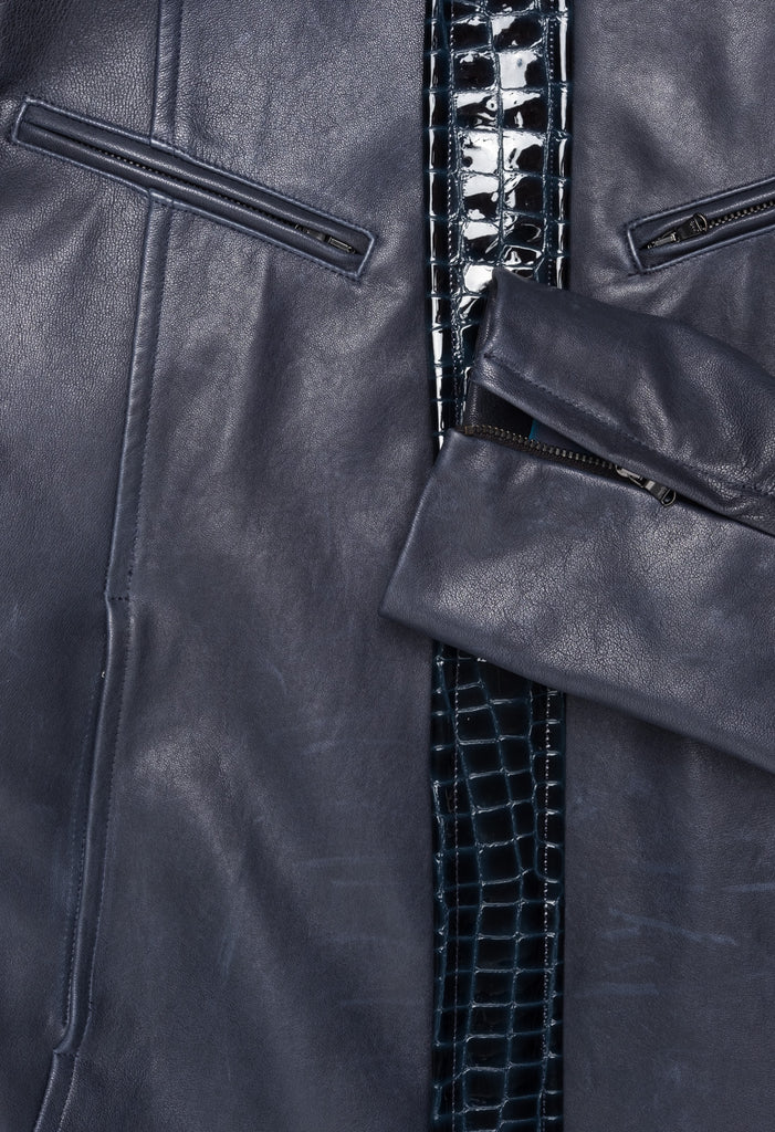 Adam Leather Jacket