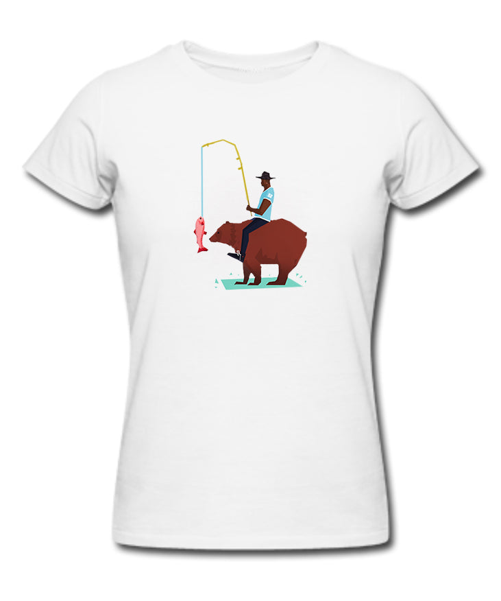 Alec Ogletree Fishing Tee