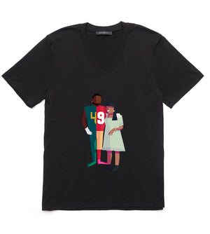 DeForest Buckner Mom Tee