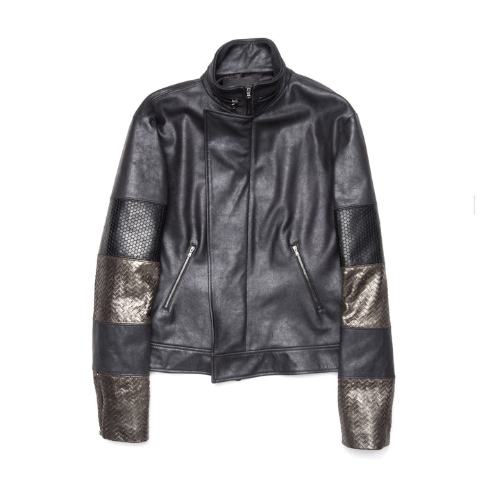 Isaac Leather Jacket