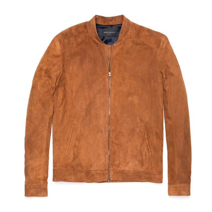 Owen Suede Jacket