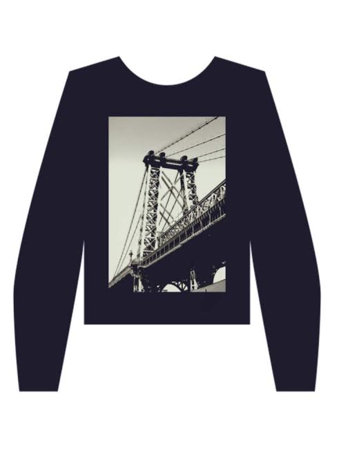 Carter Sweater - Brooklyn Bridge
