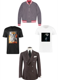 Men's Business-Casual Package