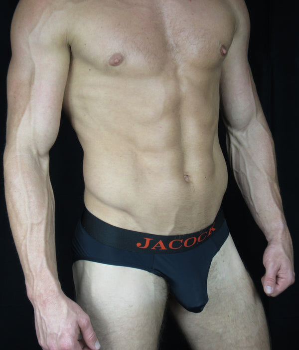 Hang Loose Briefs in Black - comfortable, (product_type) - underwear