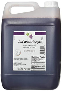 Beaufor Red Wine Vinegar, 5 ltr