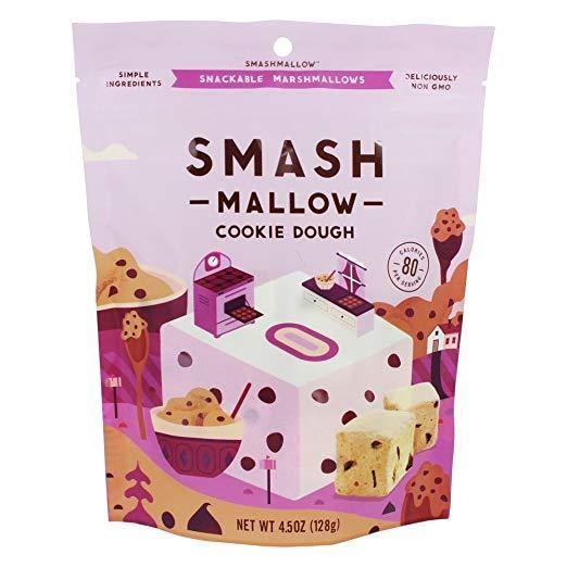 Smashmallow Cookie Dough, 4.5 oz.