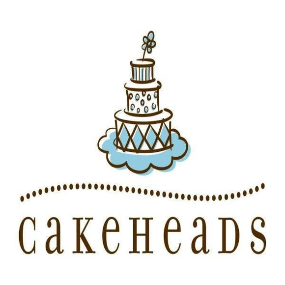 Cakeheads Red Velvet, 4.4 oz (Case of 12)