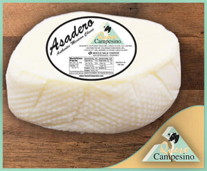 Queso Campesino Asadero, 12 Oz (Pack of 3)