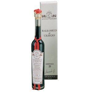 Acetaia Leonardi Cherry Wood Balsamic 20 Year - 100 ml