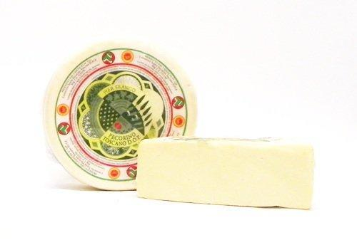 Pecorino Toscano Fresh 30 days DOP Cheese - Sold by the Pound