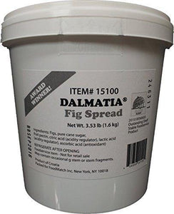 Dalmatia Fig Spread, 3.5 lb