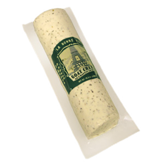 La Bonne Vie Garlic And Herb Goat Log, 10.5 Oz (Pack of 3)