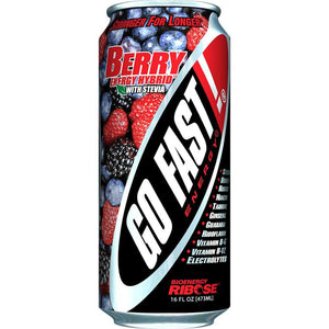 Go Fast Berry, 16 oz (Case of 12)