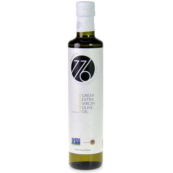 776 PGI Olympia Greek Extra Virgin Olive Oil, 500 ml
