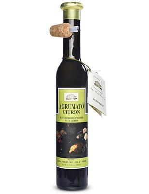Agrumato Citron Extra Virgin Olive Oil, 6.76 oz.