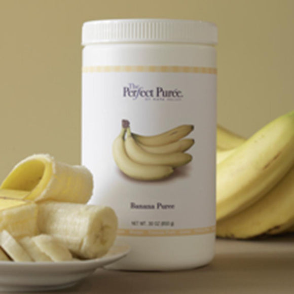 Perfect Puree Banana Puree - 30 Ounces