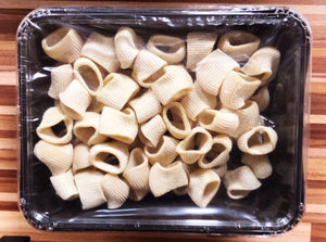 Mondo Market Fresh Bronze Die Rigatoni Pasta, 6 Containers (Approximately 5 Pounds)