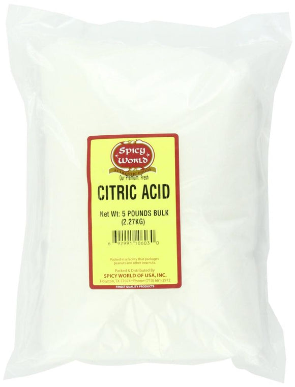 Citric Acid -  44 Oz.