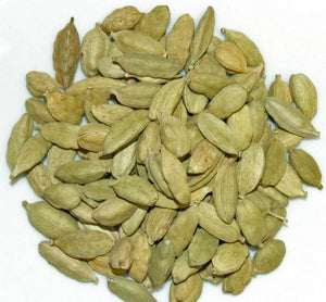 Whole Green Cardamom - 16 Oz.