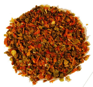 Dried Mixed Bell Peppers - 21 Oz.