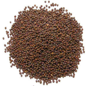 Whole Brown Mustard Seed - 96 Oz.