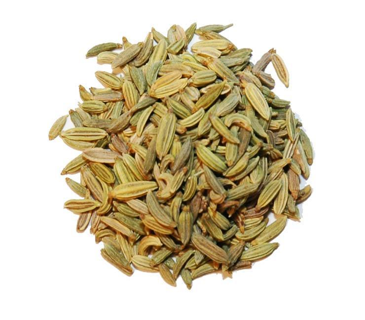 Whole Fennel Seed - 24 Oz.