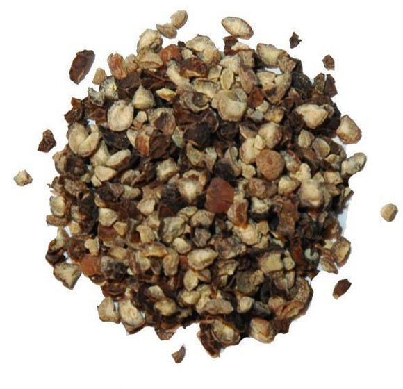 1/4 Cracked Black Pepper - 26 Oz.