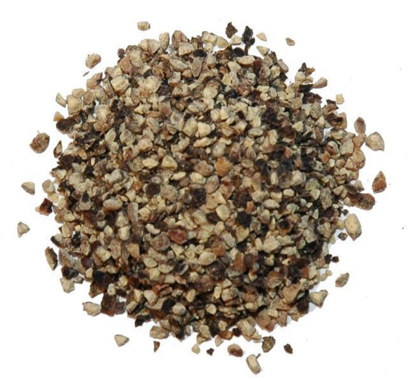 12 Mesh Coarse Black Pepper - 64 Oz.