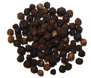 Whole Malabar Black Peppercorns - 72 Oz.