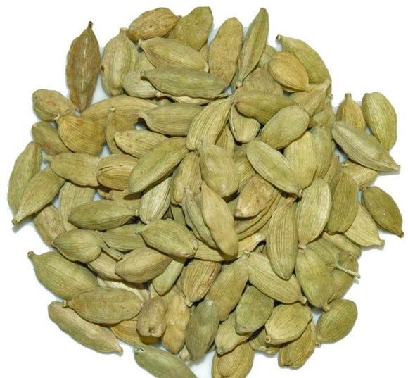 Whole Green Cardamom - 5 Oz.
