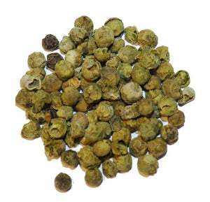 Air Dried Green Peppercorns - 13 Oz.