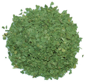 Cut & Sifted Dried Cilantro - 16 Oz.