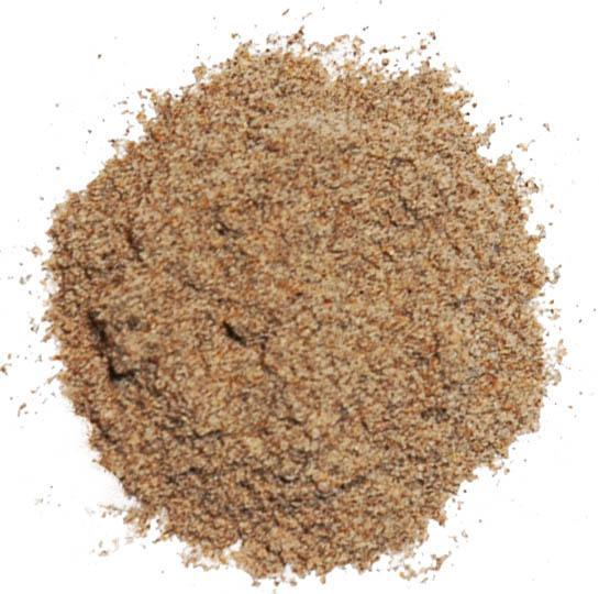 Ground Decorticated Cardamom - 7 Oz.