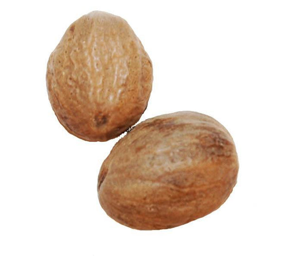 Whole Nutmeg - 28 Oz.