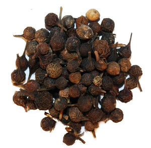 Whole Cubeb Berries - 19 Oz.
