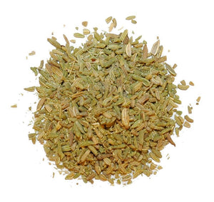 Cracked Fennel Seed - 24 Oz.