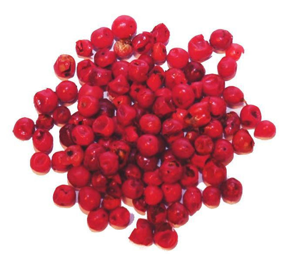 Whole Pink Peppercorns - 16 Oz.