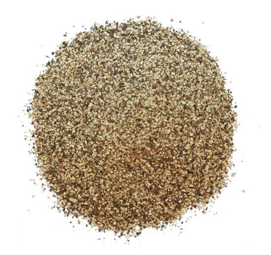 22 Mesh Restaurant Ground Black Pepper - 28 Oz.