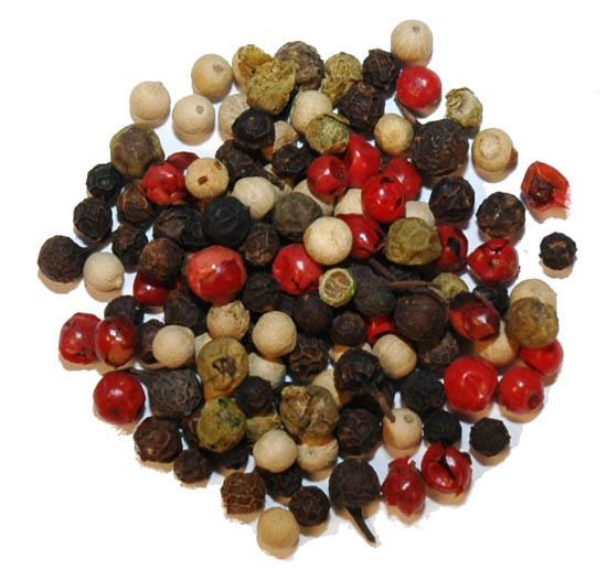 Whole Mixed Peppercorns - 72 Oz.