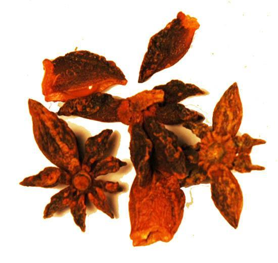 Broken Pieces Star Anise - 40 Oz.