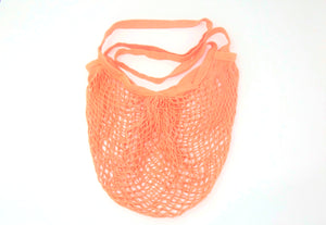 Cotton grocery string bag - Atessa