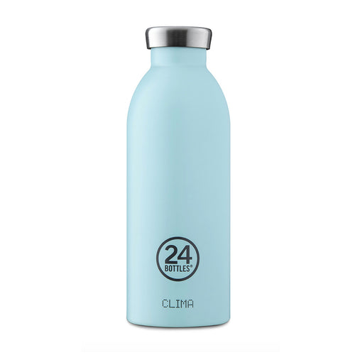 Clima Bottle 500ml by 24Bottles - Cloud blue - Atessa